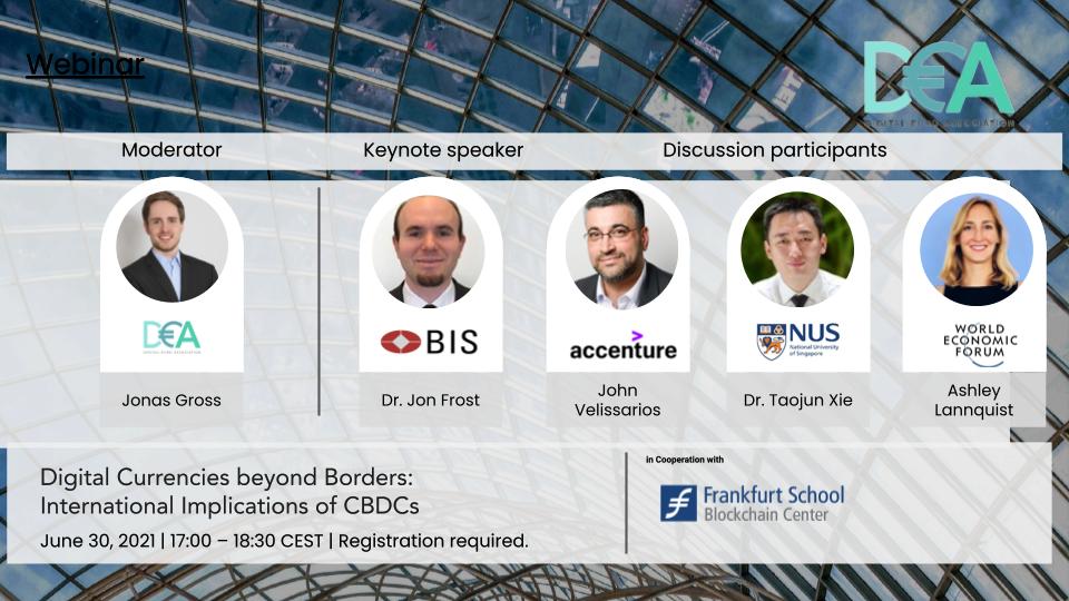 Digital Currencies beyond Borders: International Implications of CBDCs