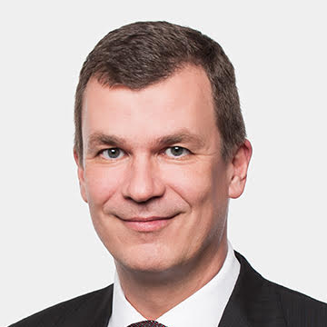 Norbert Gehrke Headshot
