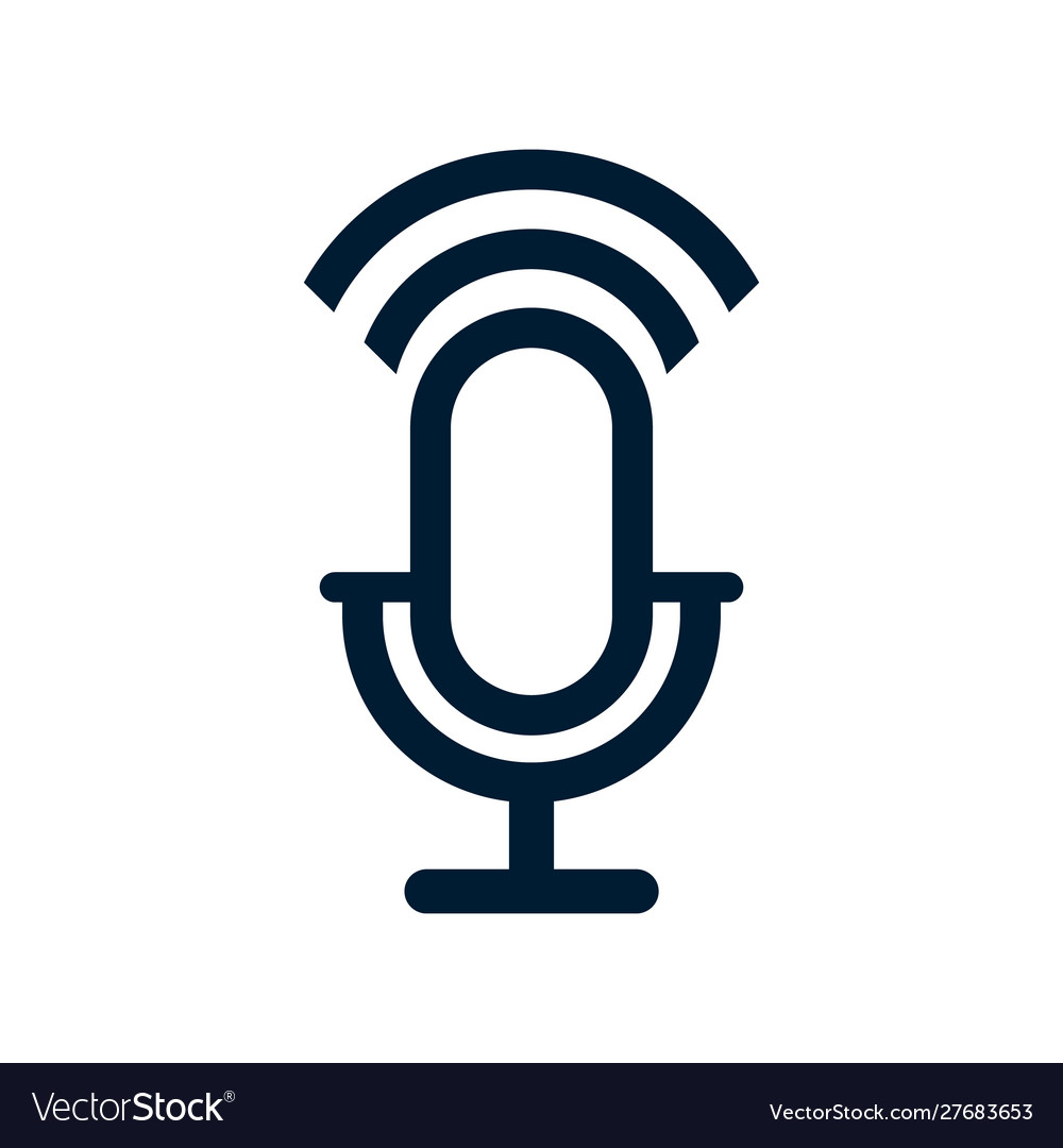 podcast-icon-isolated-on-white-background-from-vector-27683653